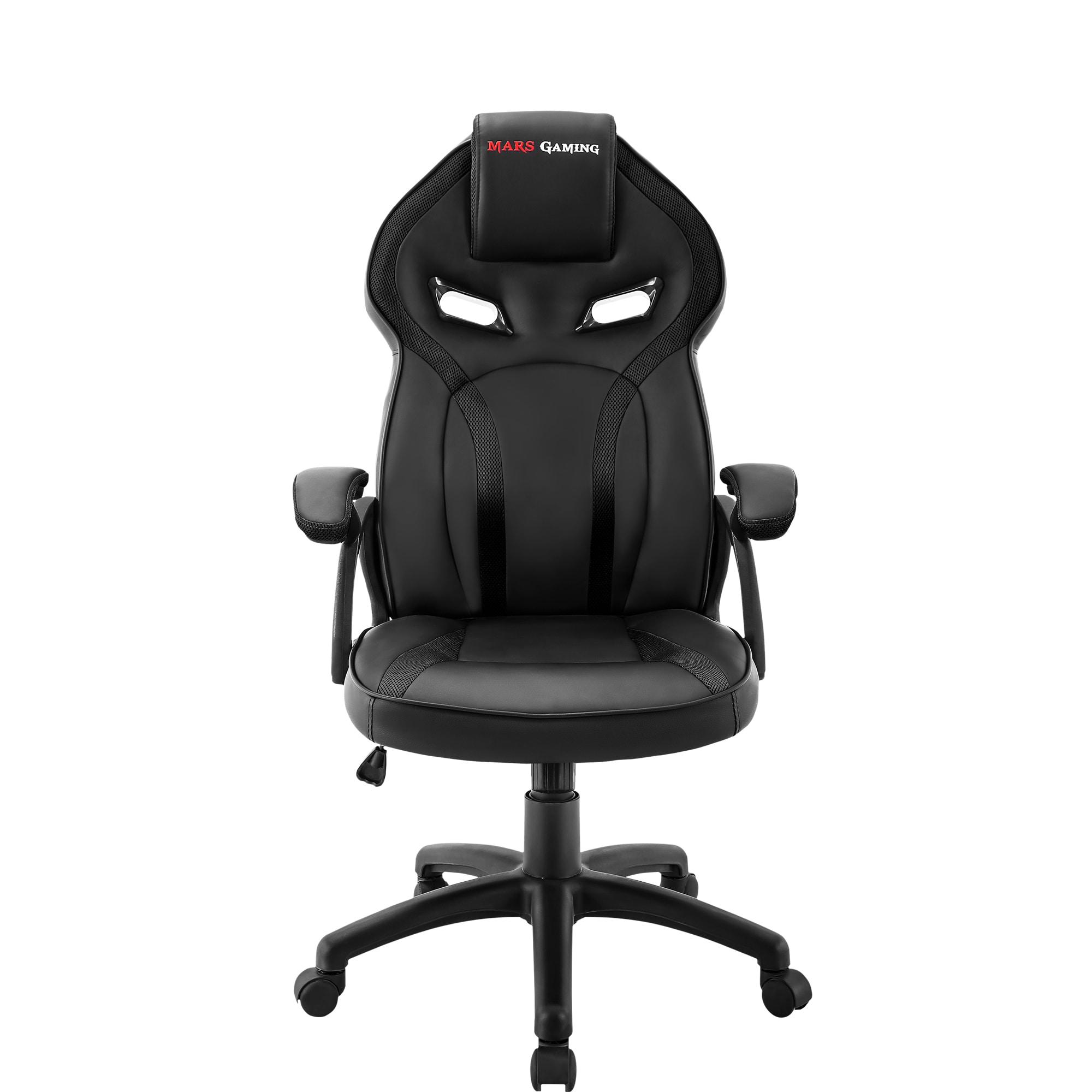 Mars Gaming MGC118 - Black gaming chair - 1