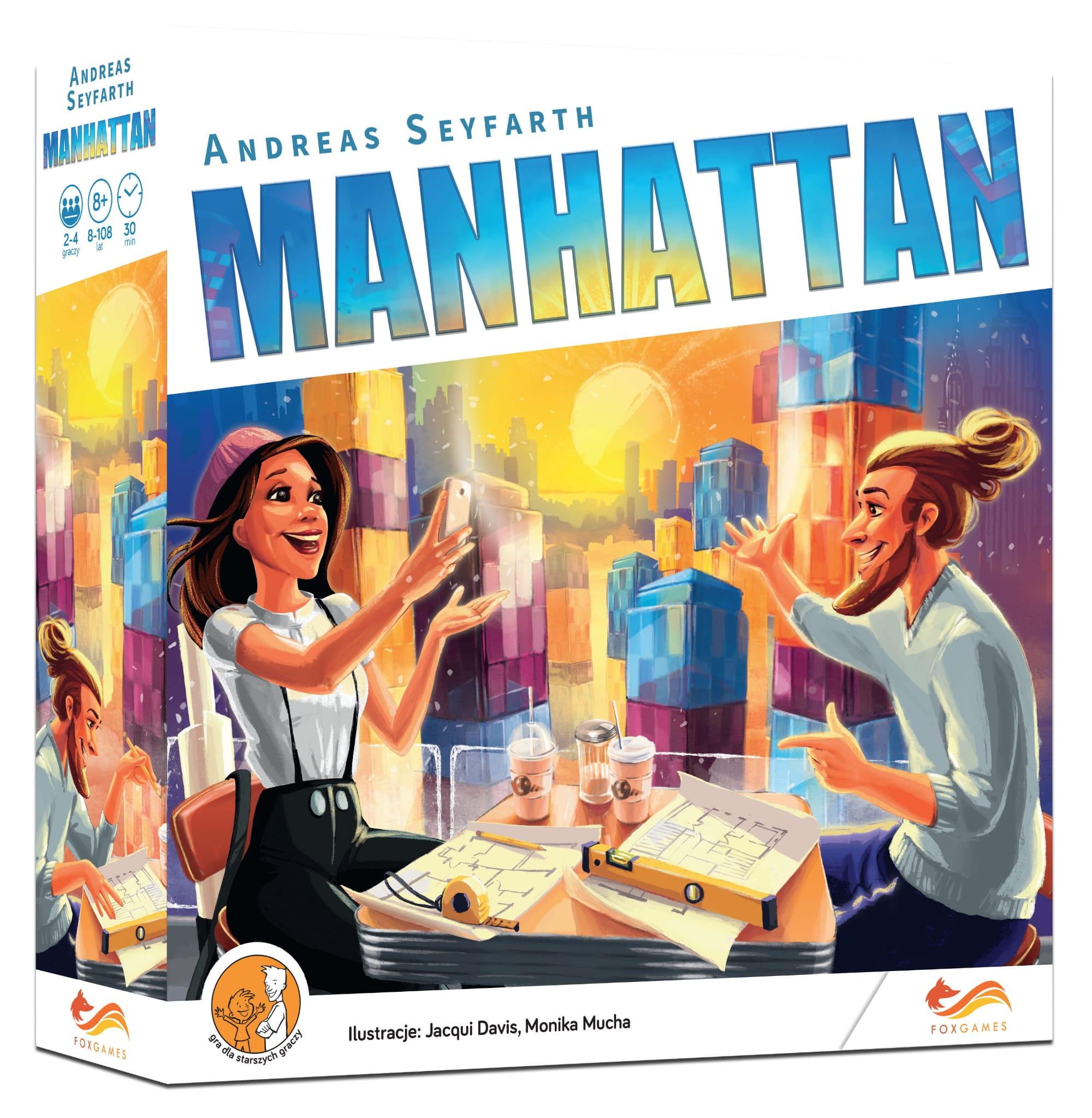 MANHATTAN - 1