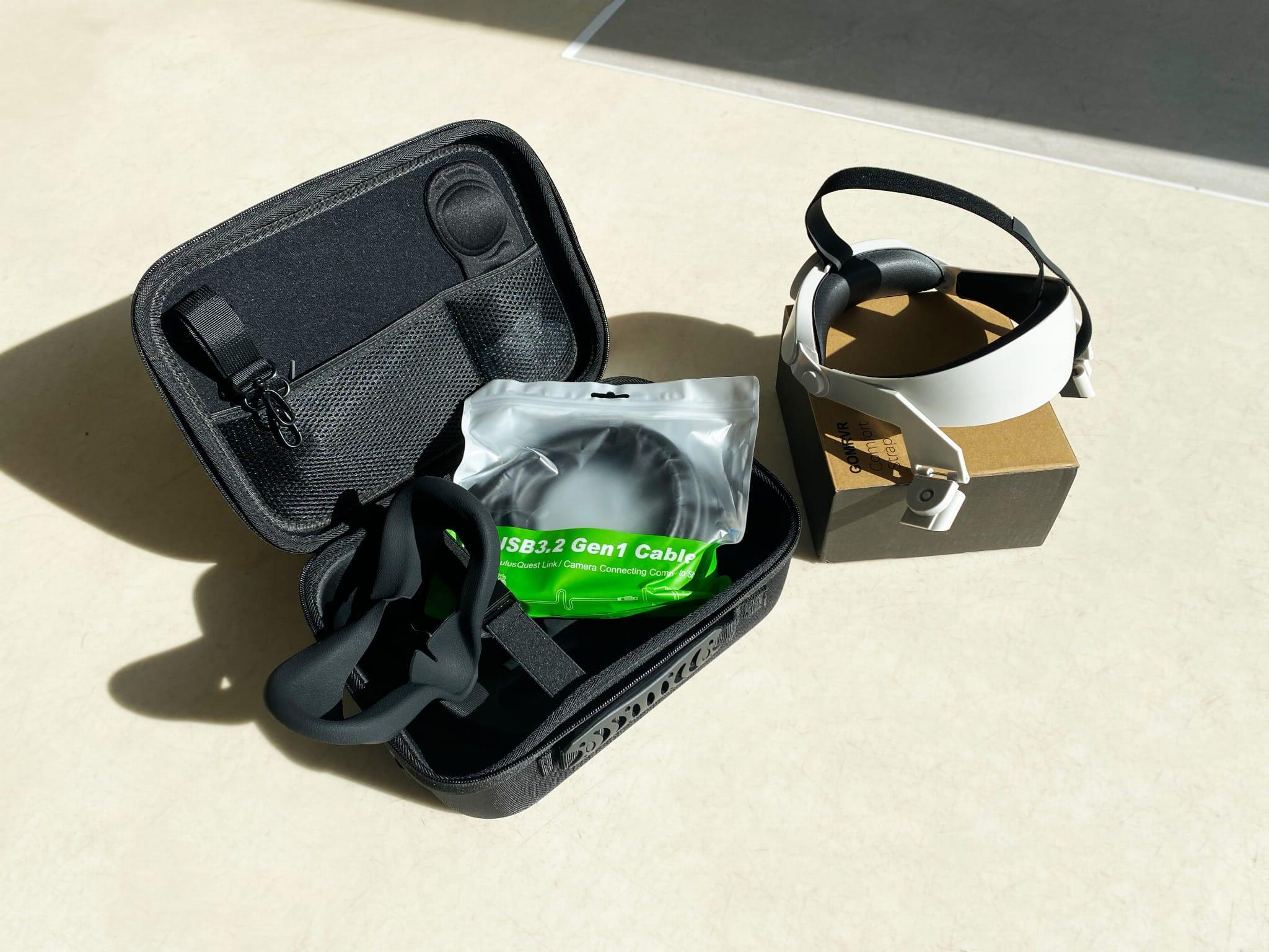 Zestaw Akcesoriów do Oculus Quest - Premium - 1