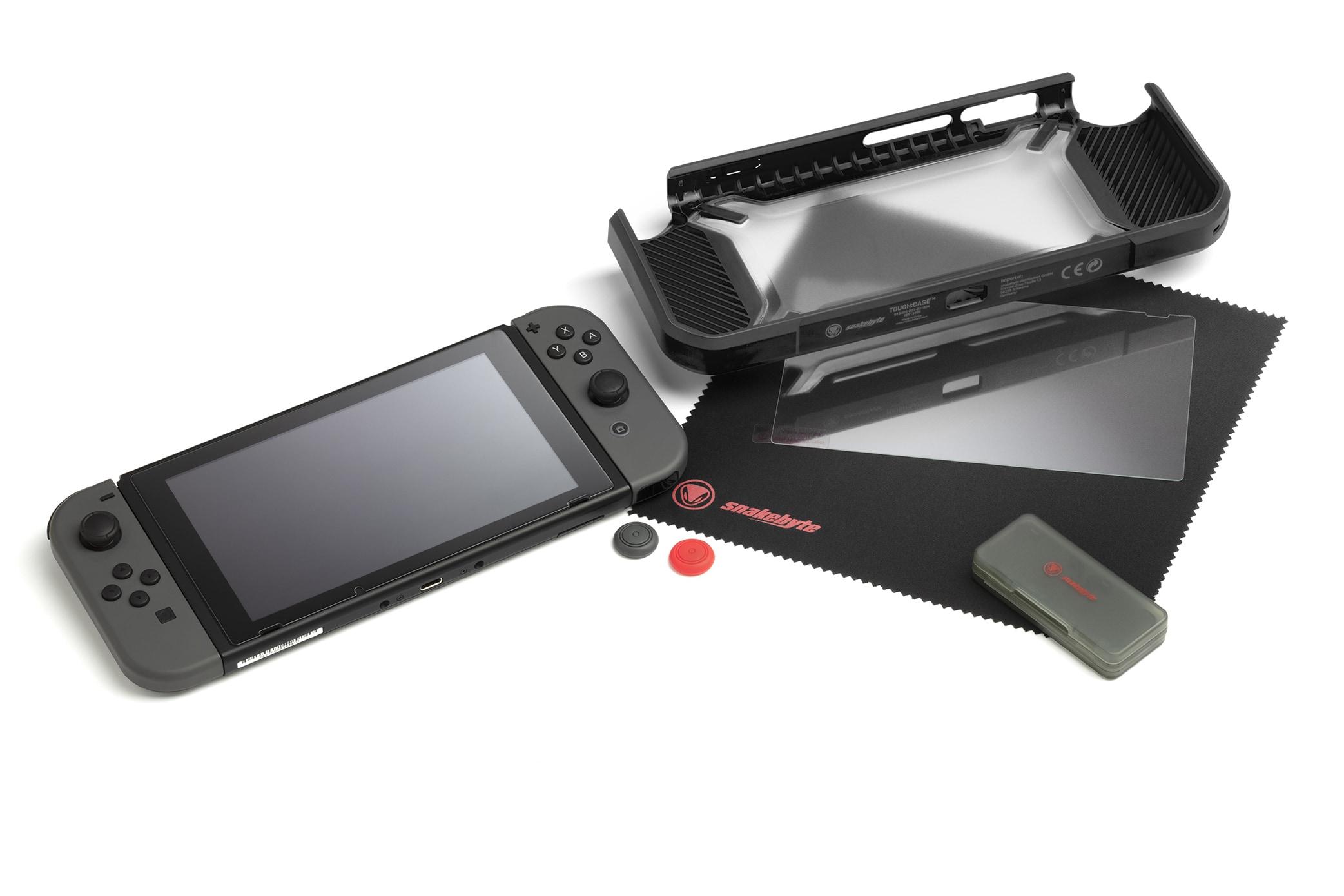 Snakebyte TOUGH:KIT™ Nintendo Switch  Black - 2