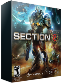 Section 8 Steam Key GLOBAL - 1