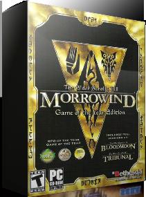 The Elder Scrolls III: Morrowind GOTY Edition Steam GLOBAL - 4