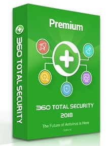 360 Total Security PC 1 Device 2 Years Key GLOBAL - 1
