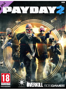 PAYDAY 2: John Wick Weapon Pack Steam Key GLOBAL - 1