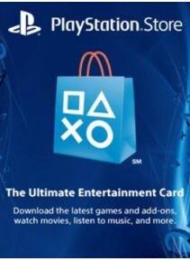 PlayStation Network Gift Card 35 GBP PSN UNITED KINGDOM - 1