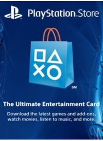 PlayStation Network Gift Card 7 EUR PSN GERMANY