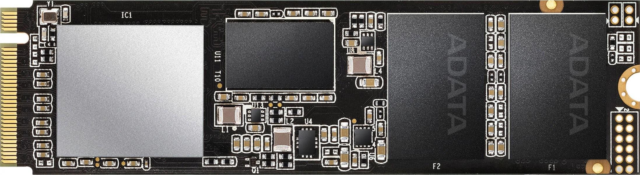 ADATA SSD Drive XPG SX8200 PRO 1 TB - M.2 2280 PCI-E x4 Gen3 NVMe - 5