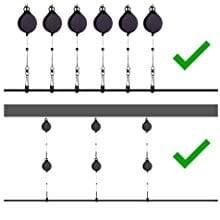 Podwieszacze na kable - Kiwi Design 6 szt. - 6