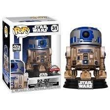 Figurka Funko POP R2-D2 Star Wars nr 31 - 1