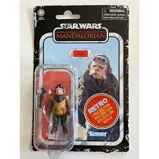 Figurka Star Wars Retro Collection F2022 Kuiil - 1