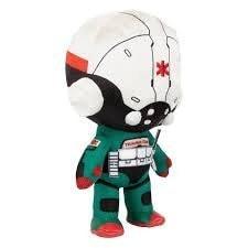 Pluszak Cyberpunk 2077 Trauma Team Security Specialist - 1