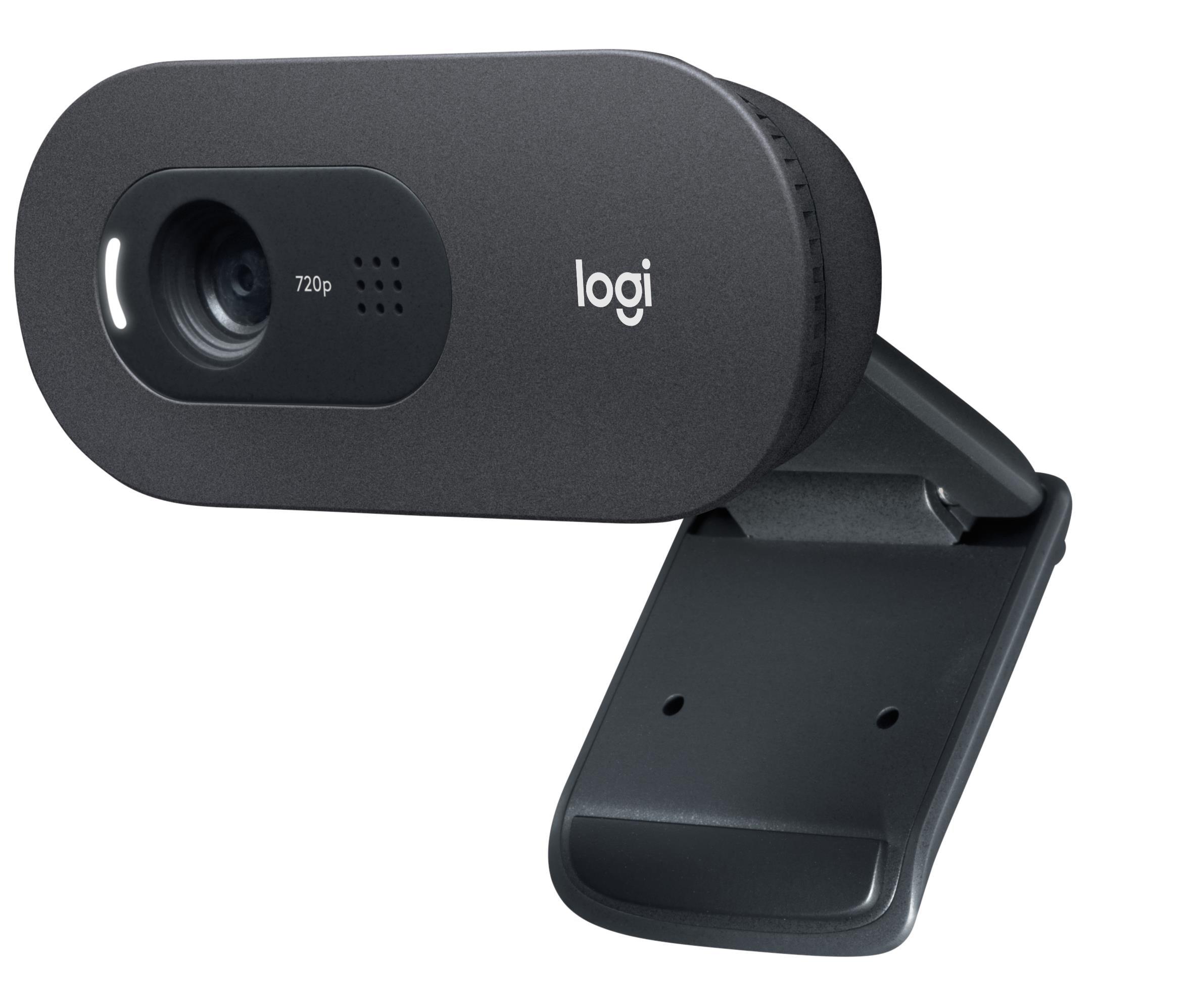 Logitech C505 HD Webcam - 1