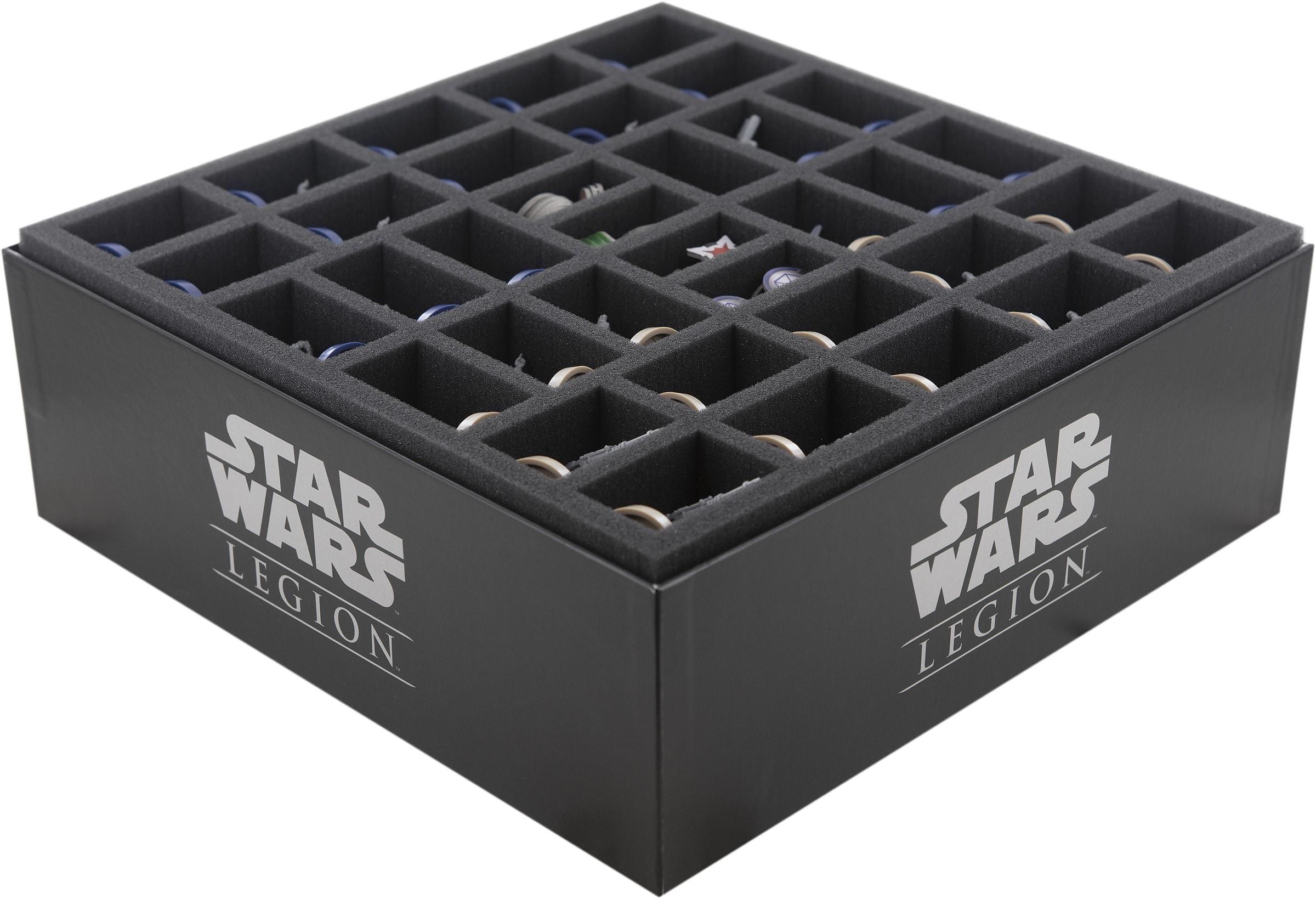 Feldherr - Zestaw gąbek do Star Wars Legion Clone Wars Core Box - 1