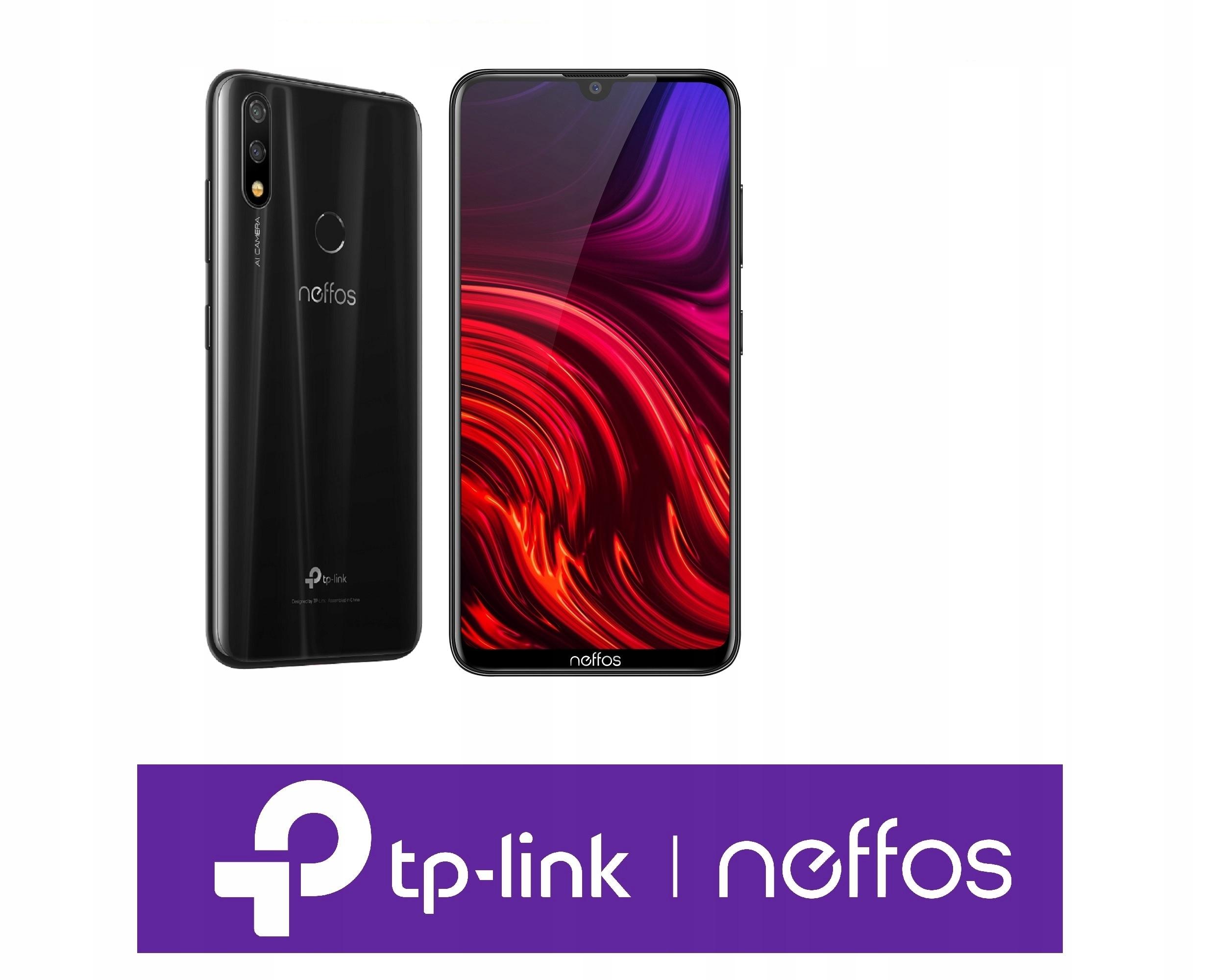 Smartfon Tp-Link Neffos X20 Pro 3/64Gb 4100Mah - 1