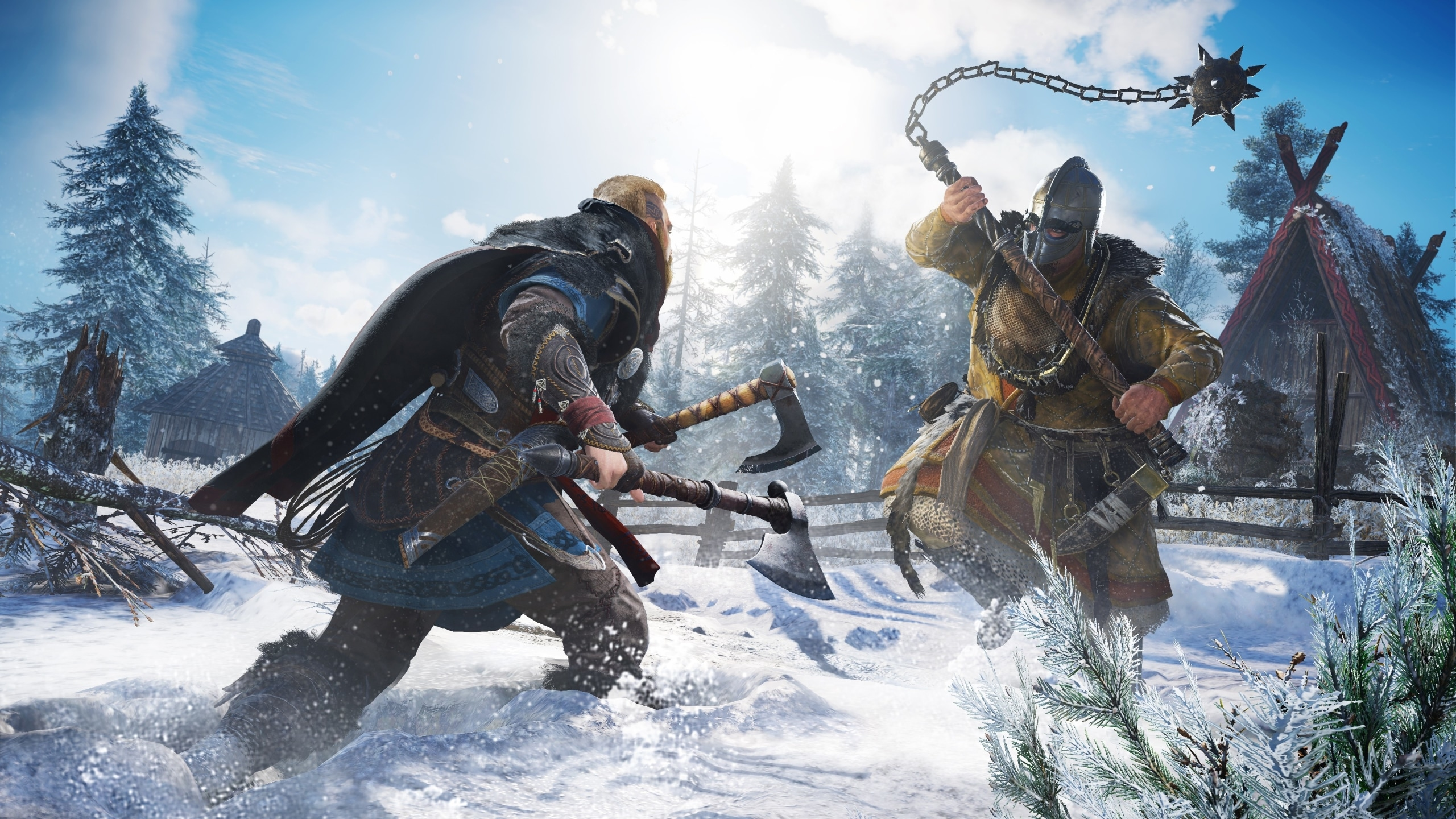 Assassin's Creed: Valhalla   Standard Edition (PC) - Ubisoft Connect Key - EUROPE - 3