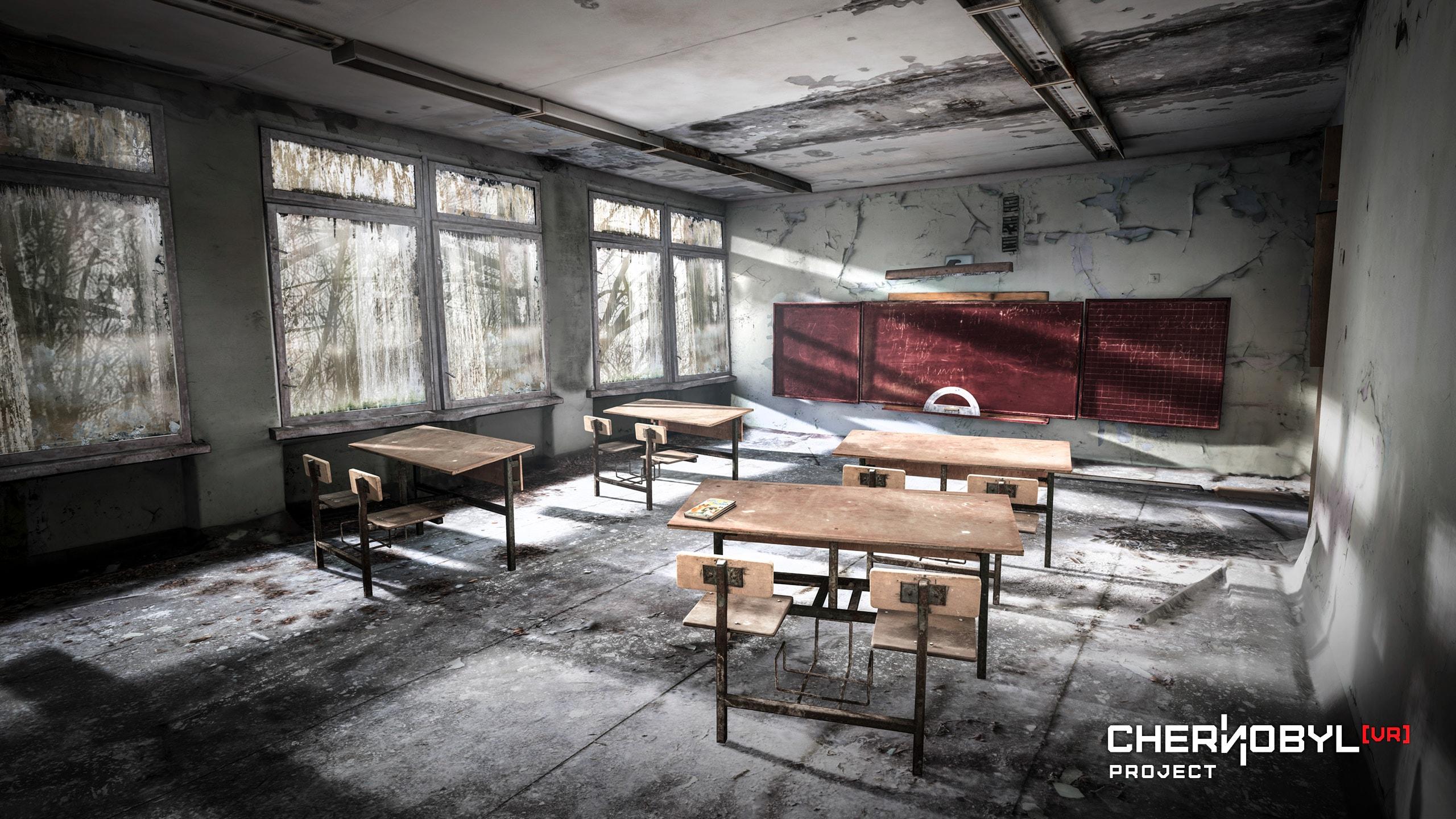 Chernobyl VR Project Steam Key GLOBAL - 4