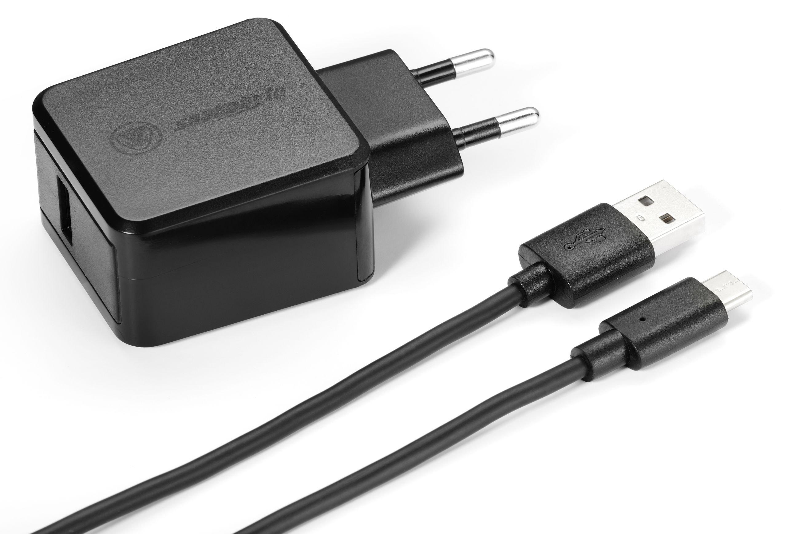 snakebyte ładowarka sieciowa do konsoli Nintendo Switch POWER:KIT EU - 1