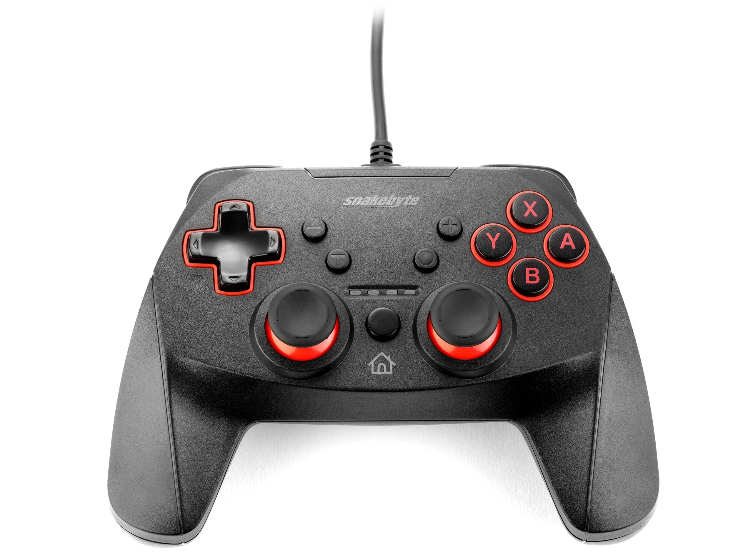 Snakebyte GAME:PAD S™ Nintendo Switch Black - 2