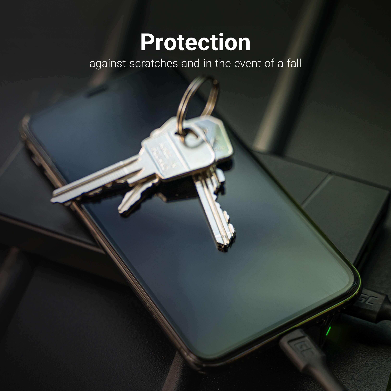 GC® GC Clarity Screen Protector Apple iPhone 7 8 - Black - 5