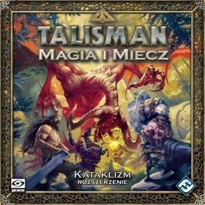 Talisman Magia i Miecz Kataklizm - 1