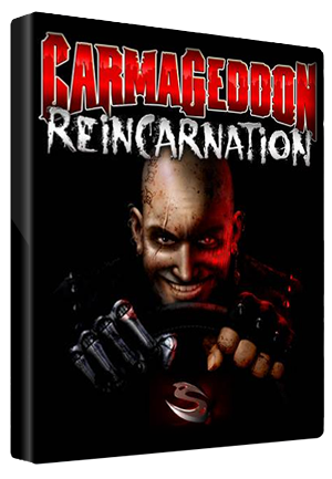 Carmageddon: Reincarnation Steam Key GLOBAL - 1