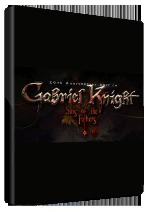 Gabriel Knight: Sins of the Fathers 20th Anniversary Edition Steam Key GLOBAL - 1