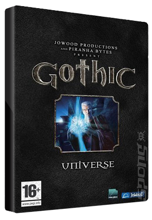 Gothic Universe Edition Steam Key GLOBAL - 1