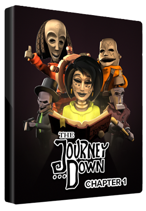 The Journey Down: Chapter One Steam Key GLOBAL - 1