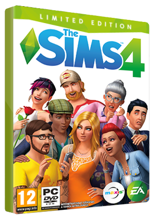 The Sims 4 Limited Edition Origin Key GLOBAL - 1