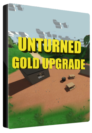 Unturned Permanent Gold Account Upgrade Steam Gift GLOBAL - 1