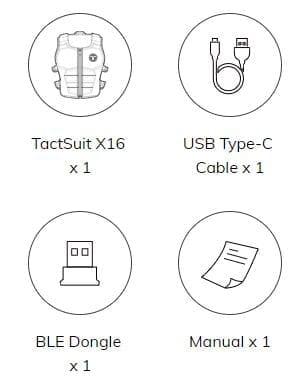 TactSuit X16 - 7