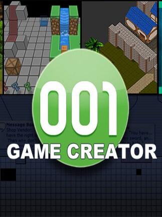 001 Game Creator Steam Key GLOBAL - 1
