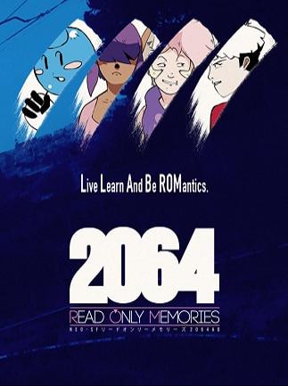 2064: Read Only Memories Steam Key GLOBAL - 1