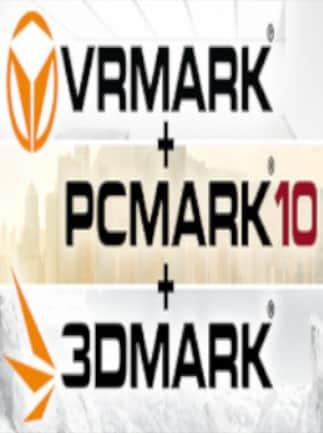 3DMark + PCMark 10 + VRMark Steam Key GLOBAL - 1