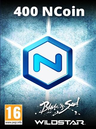 400 NCoins - NCSoft Key - GLOBAL - 1