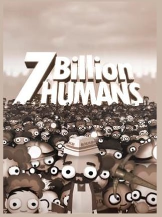 7 Billion Humans Steam Key GLOBAL - 1