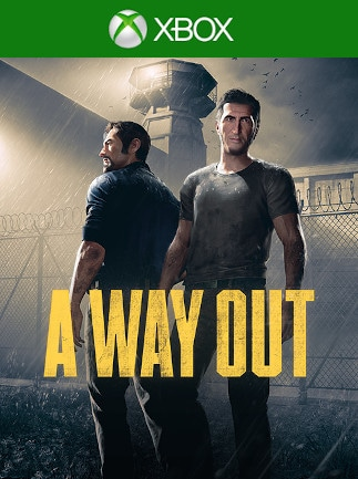 A Way Out (Xbox One) - Xbox Live Key - GLOBAL - 1
