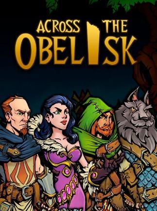Across the Obelisk (PC) - Steam Gift - GLOBAL - 1