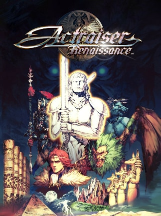 Actraiser Renaissance (PC) - Steam Key - GLOBAL - 1