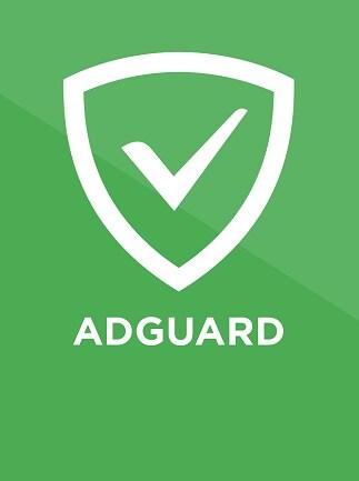 ADGUARD 6 PC 1 Device 1 Year Key GLOBAL - 1