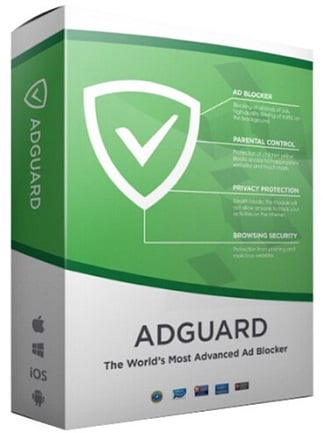 Adguard Family (PC, Android, Mac, iOS) 9 Devices, Lifetime - AdGuard Key - GLOBAL - 1