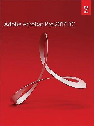 Adobe Acrobat Pro 2017 (PC) 1 Device - Adobe Key - GLOBAL - 1