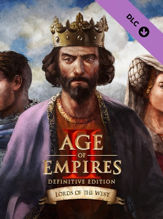 Age of Empires II: Definitive Edition - Lords of the West (PC) - Steam Key - GLOBAL - 1