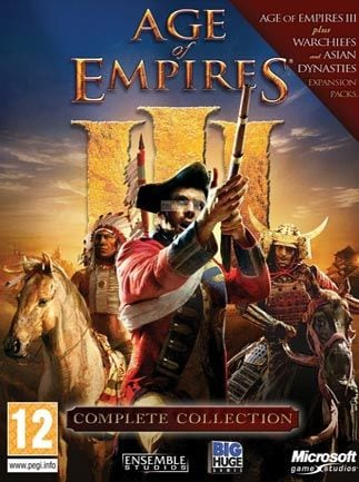 Age of Empires III: Complete Collection Steam Key GLOBAL - 1