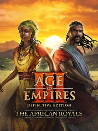 Age of Empires III: DE - The African Royals (PC) - Steam Gift - NORTH AMERICA - 1