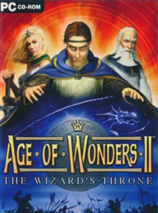 Age of Wonders II: The Wizard's Throne Steam Key GLOBAL - 1