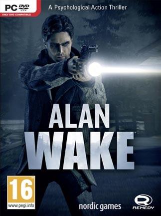 Alan Wake Steam Key GLOBAL - 1