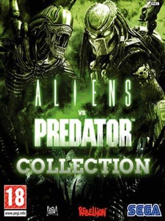 Aliens vs. Predator Collection Steam Key GLOBAL - 1