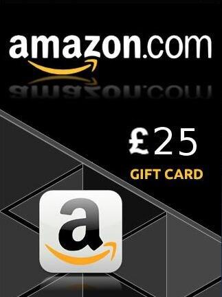 Amazon Gift Card 25 GBP Amazon UNITED KINGDOM - 1