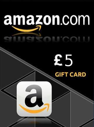Amazon Gift Card 5 GBP Amazon UNITED KINGDOM - 1